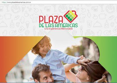 P111. CENTRO COMERCIAL PLAZA DE LAS AMÉRICAS