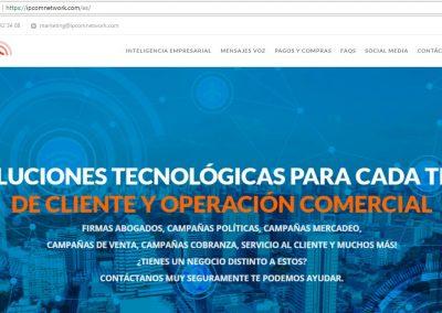 P124. IP COM NETWORK