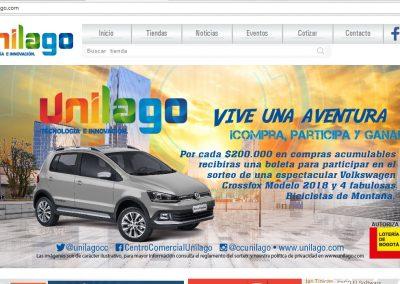P140. CENTRO COMERCIAL UNILAGO