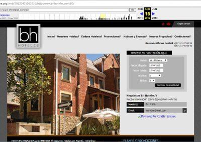 P149. BH HOTELES